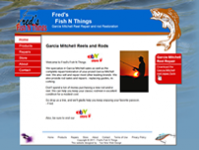 Fred's Fish N Things